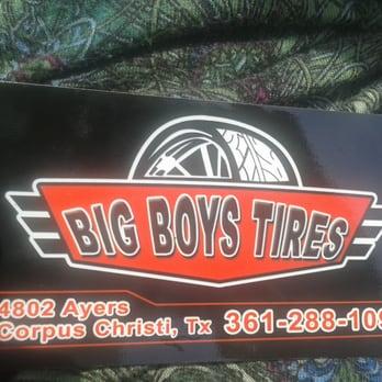 Big boys tires tires 4802 ayers st corpus christi tx phone photo of big boys tires corpus christi tx united states business card colourmoves