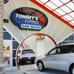 Tommys express car wash 25 photos 16 reviews car wash photo of tommys express car wash overland park ks united states solutioingenieria