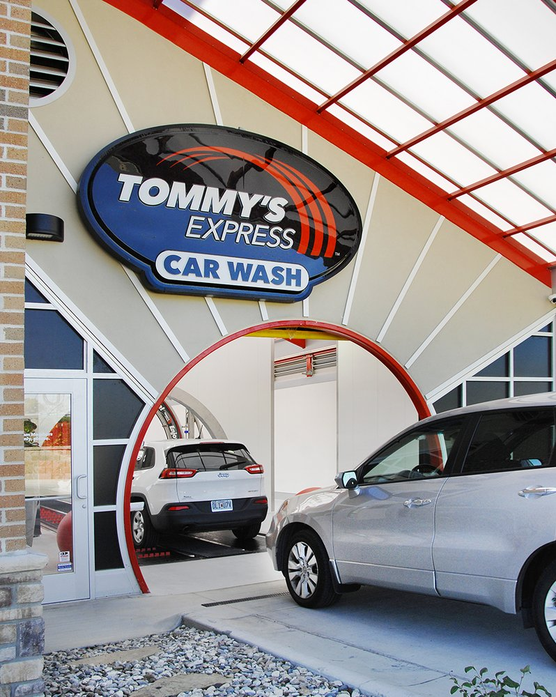 Tommy Car Wash Reviews