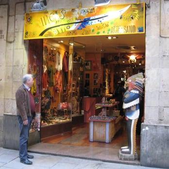 Incas arte sano artesan a y manualidades carrer de la - Artesania barcelona ...