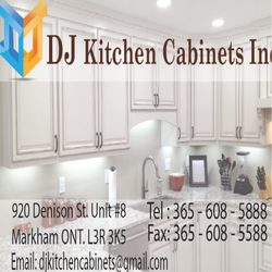 Photo of DJ Kitchen Cabinets - Markham, ON, Canada. We offer Reasonable Price