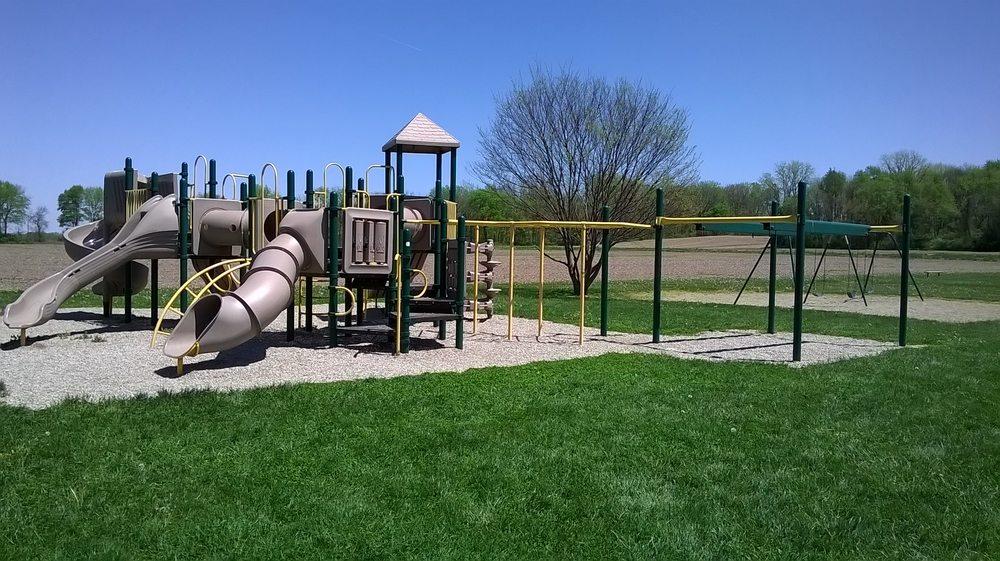 Morristown Community Park: 381 N Morrison, Morristown, IN