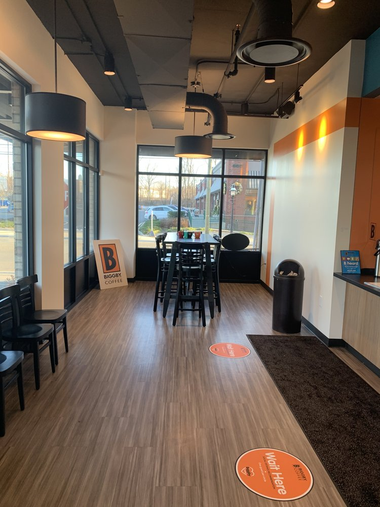 Biggby Coffee: 660 Middlesex Ave, Metuchen, NJ