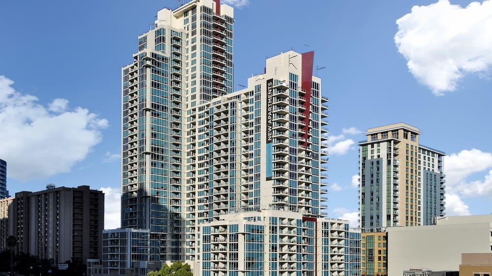 Vantage pointe apartments 357 photos 279 reviews apartments 1281 ninth ave downtown - Apartment buildings san diego ...