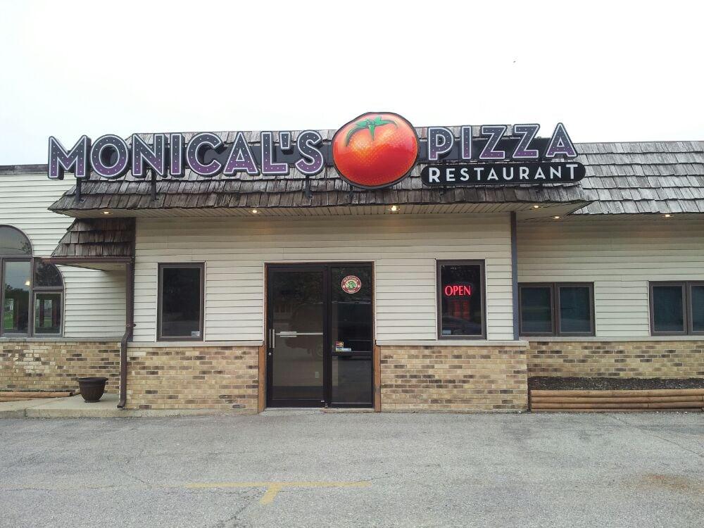 Monical's Pizza: 1022 S Washington St, Delphi, IN