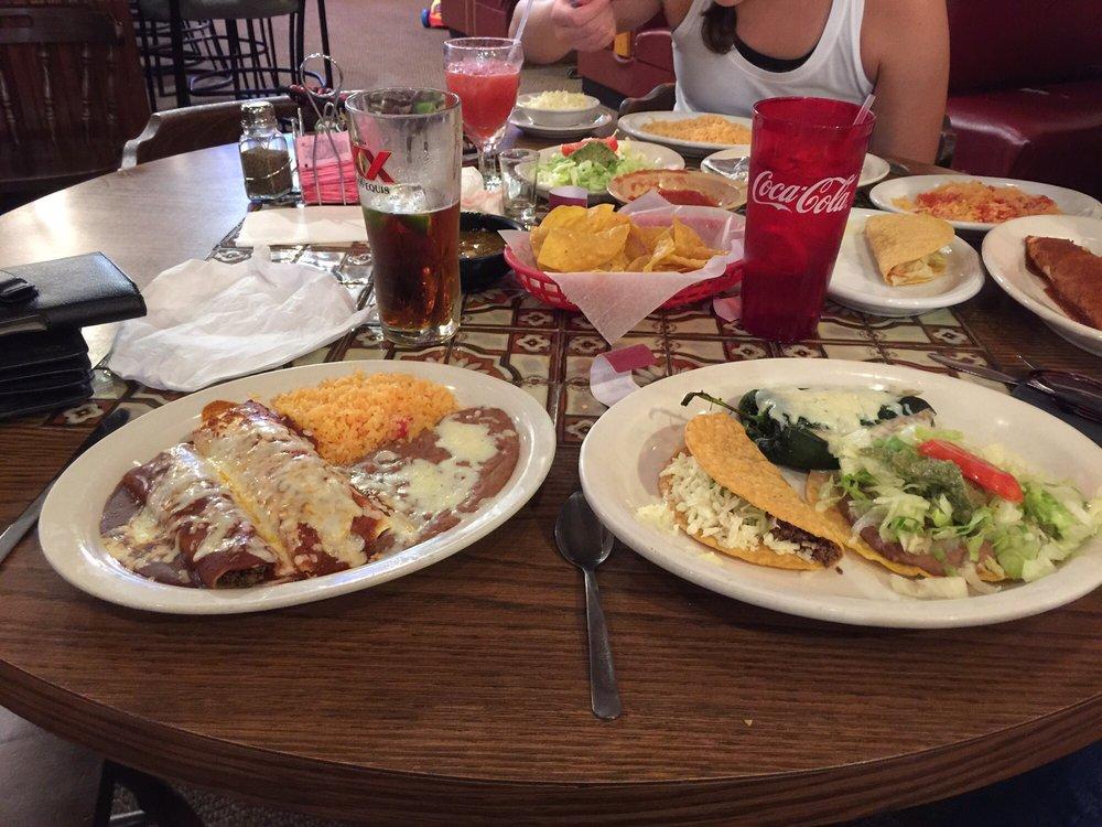 Mazatlan Mexican Restaurant: 101 Eastbrook Dr, Greenville, NC
