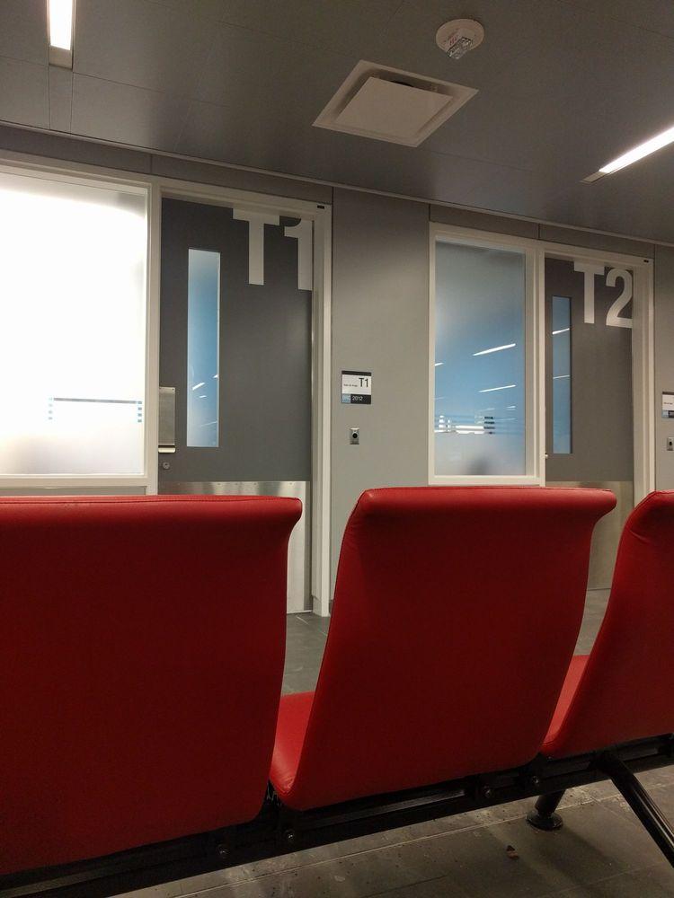 Salle de triage / salle d'urgence - Yelp