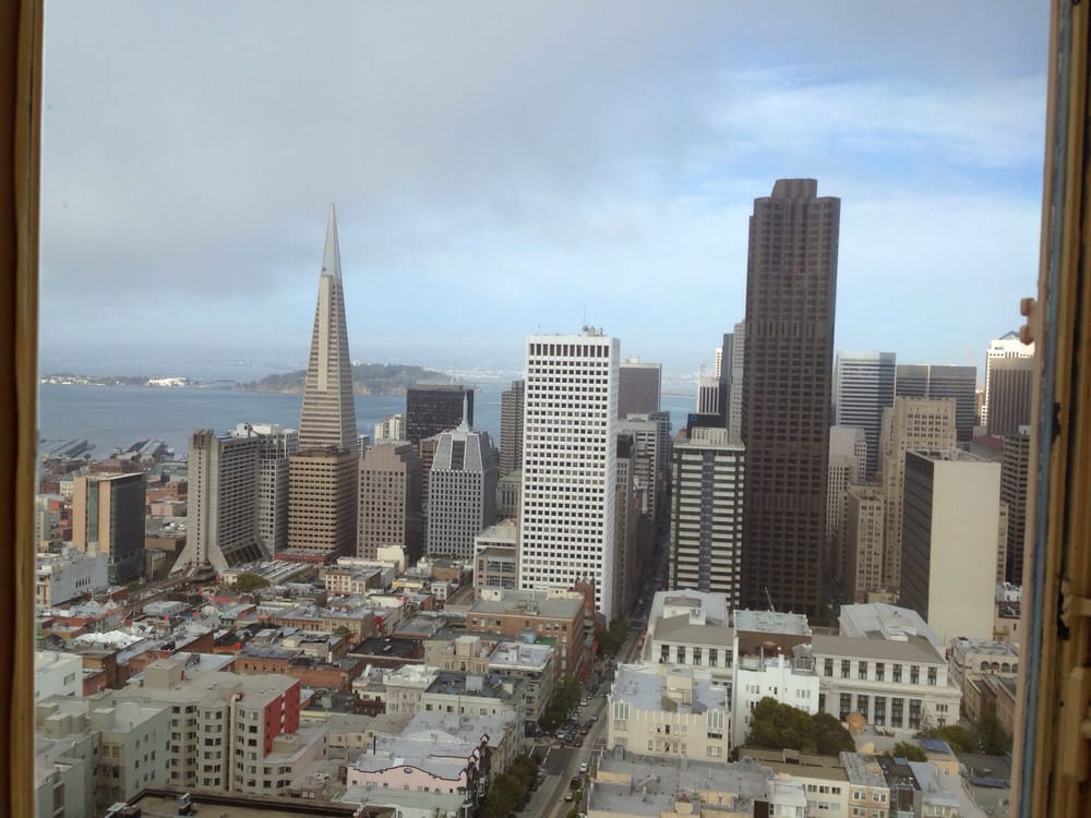 Photo of Top Of The Mark - San Francisco, CA, United States. What a view