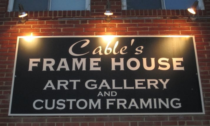 Cable's Frame House