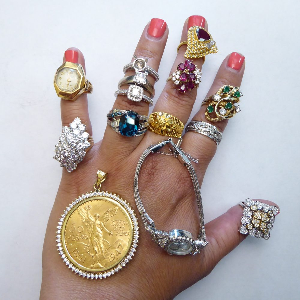 We purchase all Gold Jewelry 9K 10K 14K 18K 21K 22K 24K
