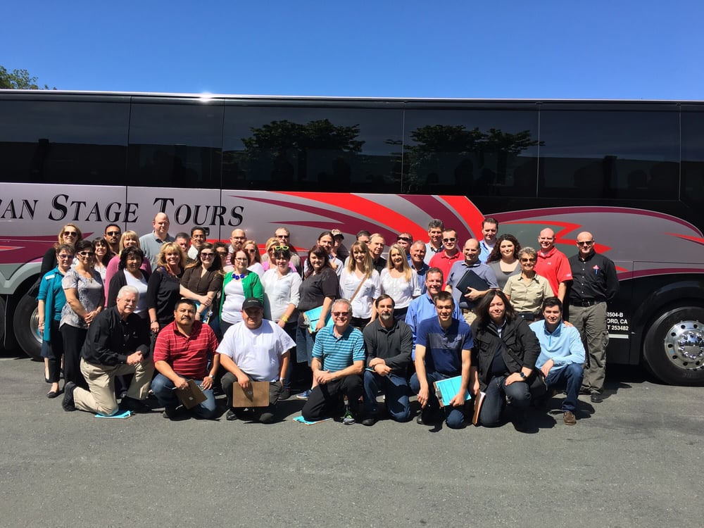 American Stage Tours: Concord, CA