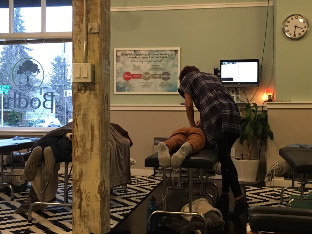 Bodhi Chiropractic and Wellness: 1601 N 52nd St, Seattle, WA