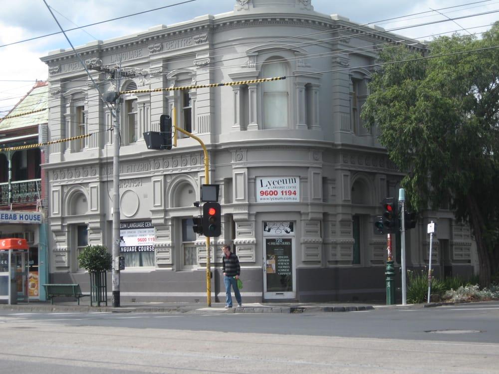 Nicholson St Restaurants