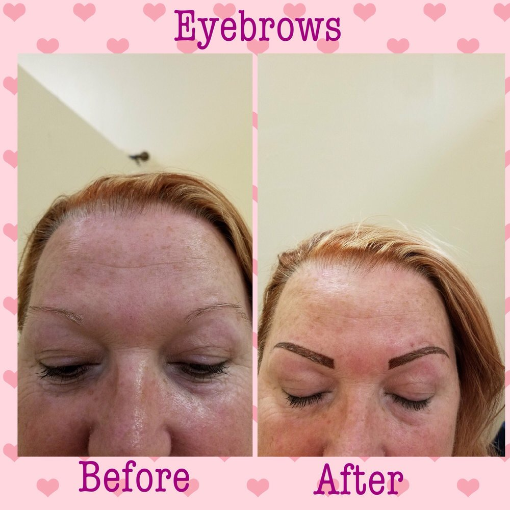 Sina's Lashes Brows and Spa: 5685 Main St, Oakley, CA