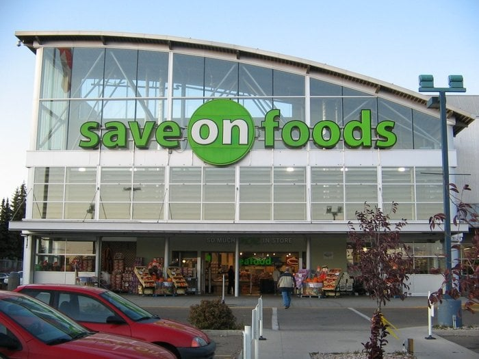 Save On Foods Londonderry Mall