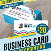 Mb3 printing get quote 19 photos printing services 6919 business card printing reheart Image collections