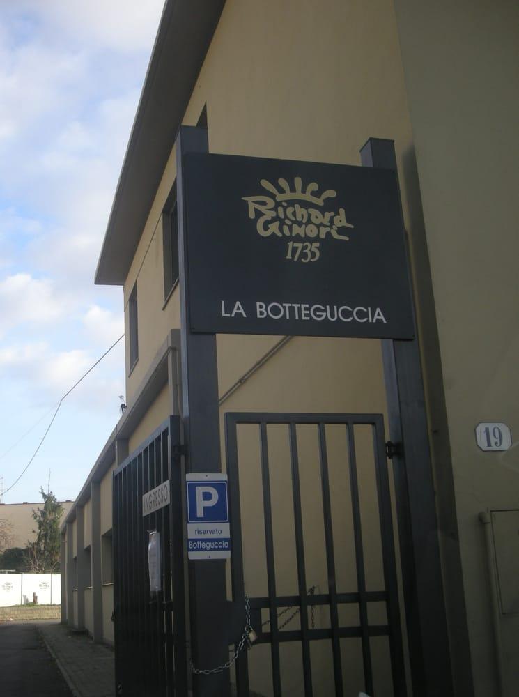 La Botteguccia  Factory Outlet