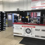 photo of costco anchorage ak united states costco tire counter