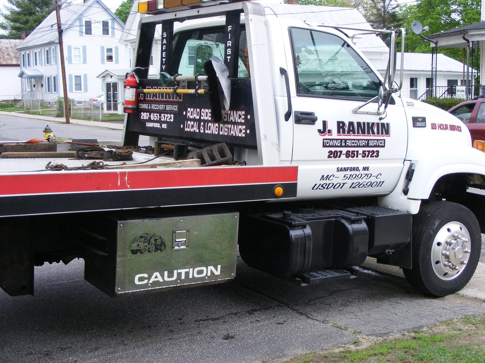 Towing business in Sanford, ME