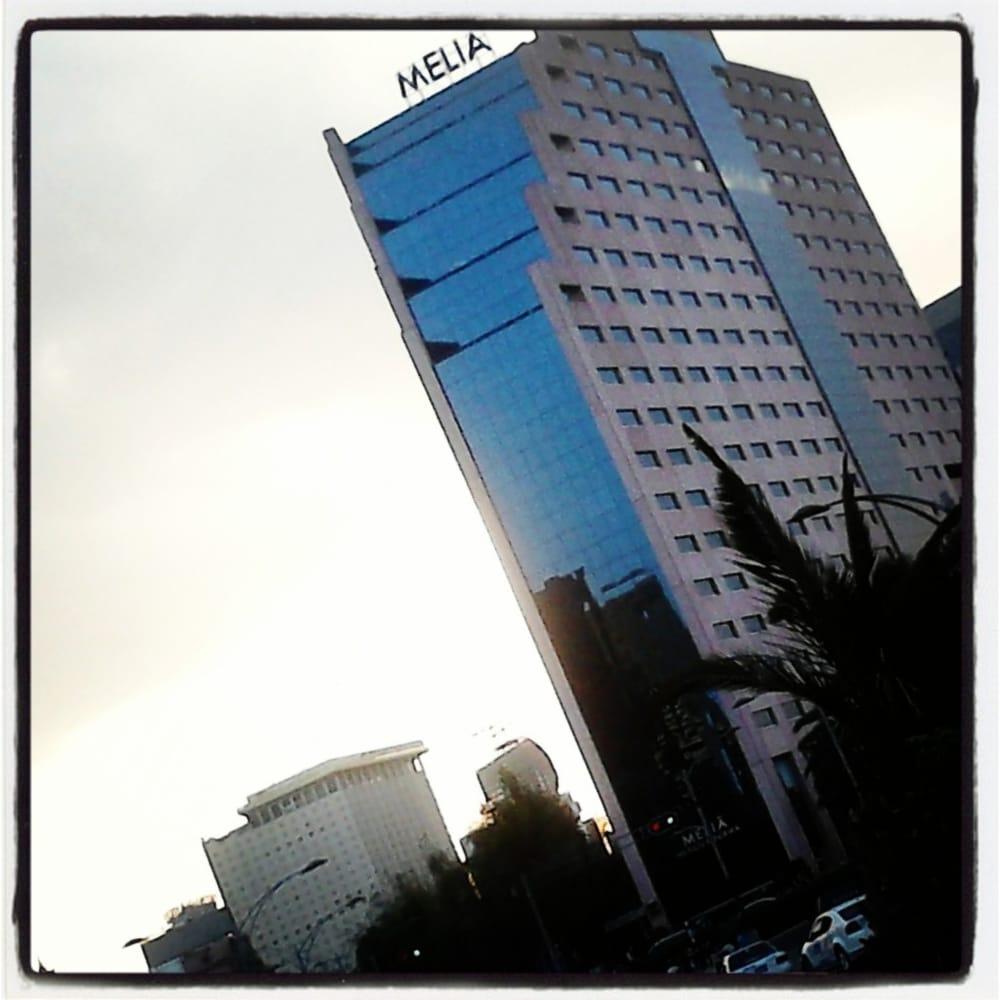 Hotel Meli Cerrado Hoteles Paseo De La Reforma 1