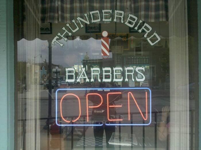 Thunderbird Barbers: 901 Walnut St, Louisville, CO