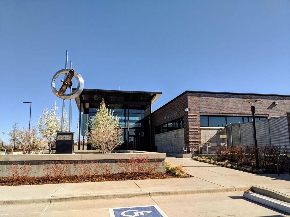 Parker Police Department Building