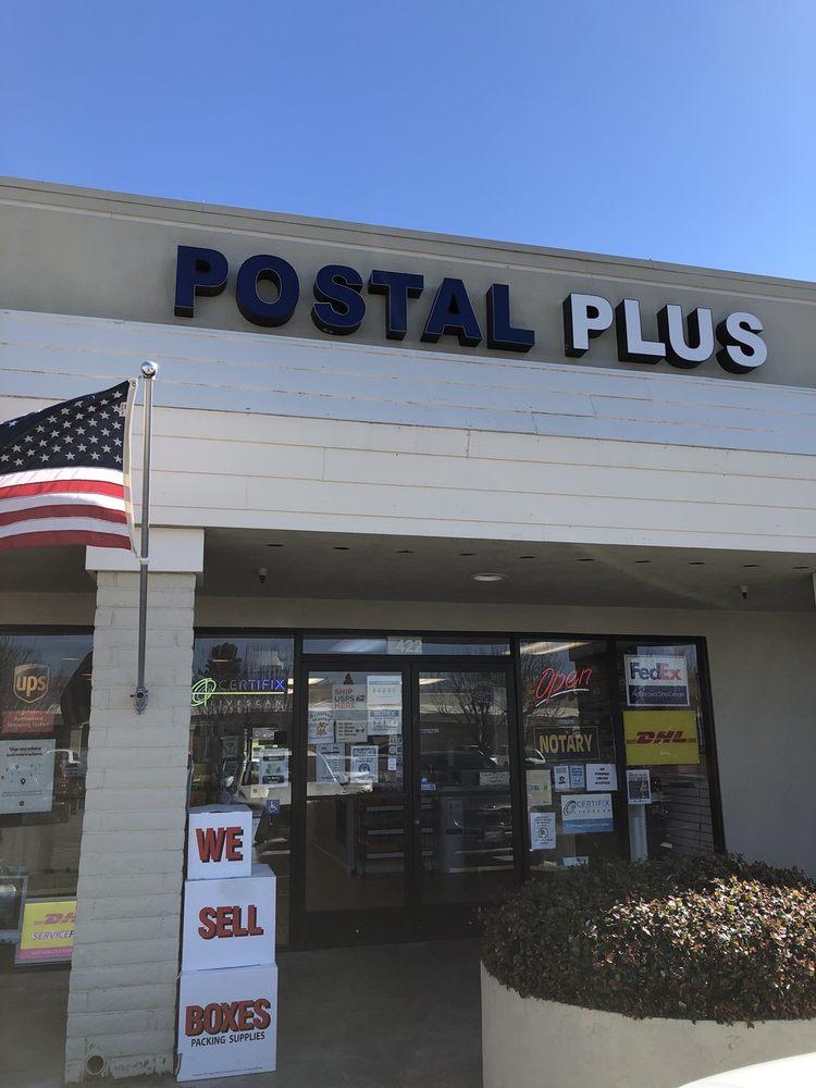 Postal Plus: 422 Larkfield Ctr, Santa Rosa, CA