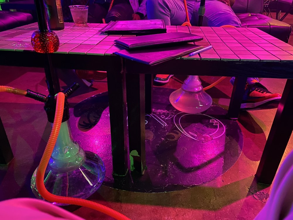 Oasis Hookah Lounge: 111 Mimosa Pl, Lafayette, LA