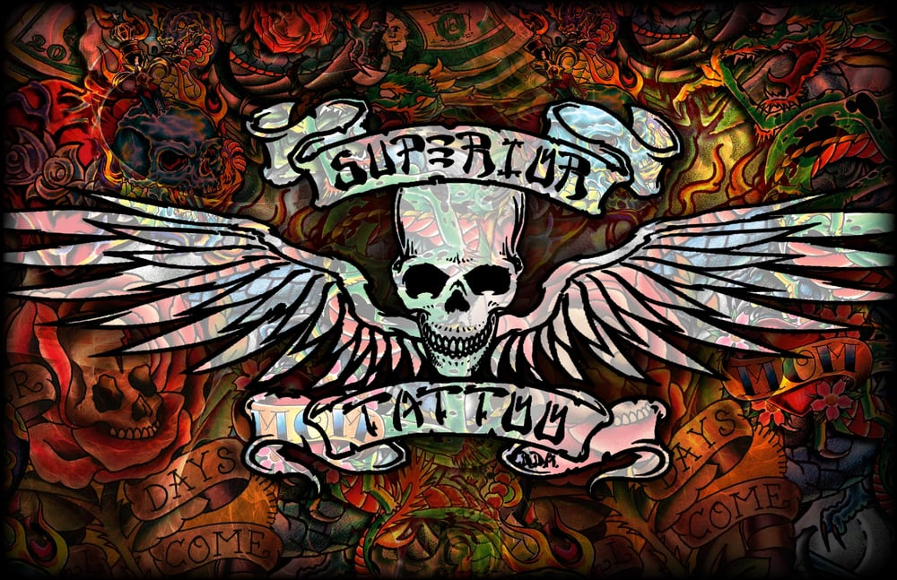 Superior tattoo equipment closed 12 reviews tattoo for Superior tattoo machine