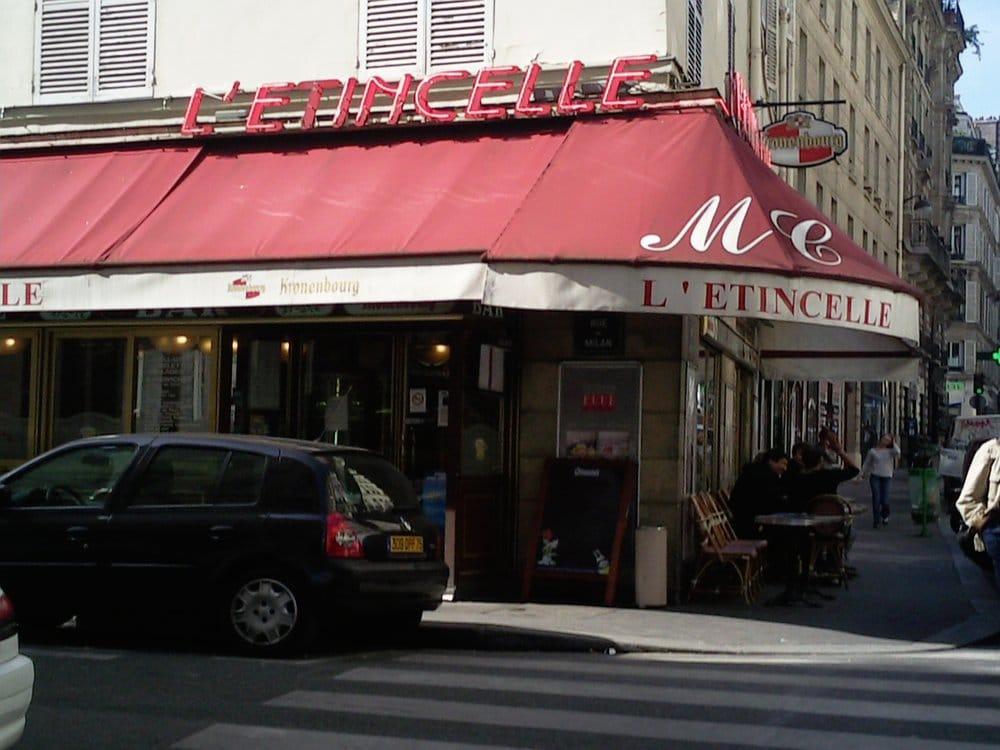 Restaurant Rue De Clichy Paris  Ef Bf Bdme