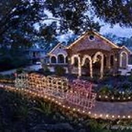 Photo Of Christmas Lights Unlimited Houston Tx United States Cypress
