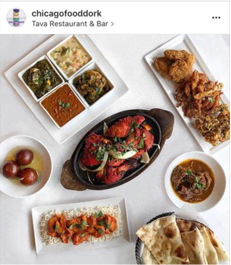 TAVA Fresh Taste of India: 7172 Dempster St, Morton Grove, IL