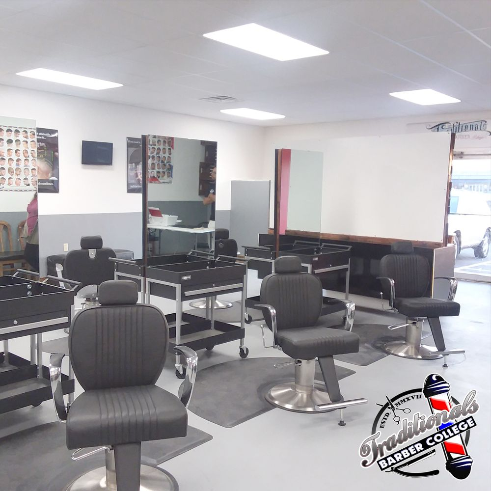 Traditional's Barbershop: 1907 Center Ave, Janesville, WI