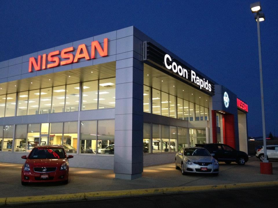 Photos For Coon Rapids Nissan Yelp