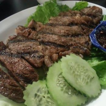 Muang Thai Restaurant Eau Claire Menu