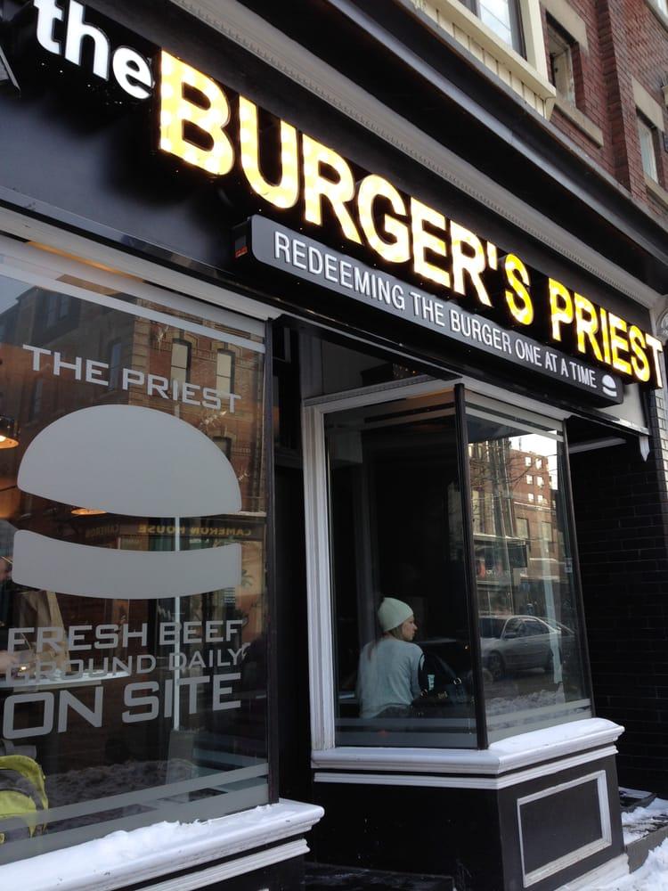 Uber Toronto Phone Number >> The Burger's Priest - 121 Photos & 414 Reviews - Burgers - 1636 Queen Street E, Upper Beach ...