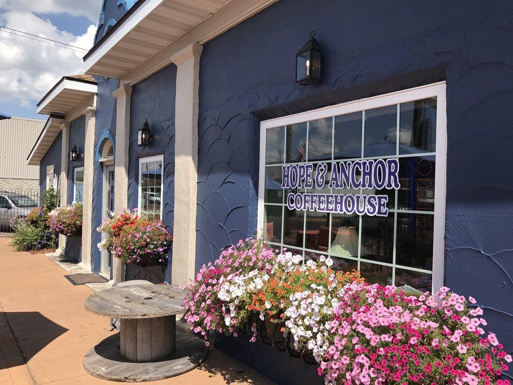 Photo of Hope & Anchor Coffeehouse: Chetek, WI