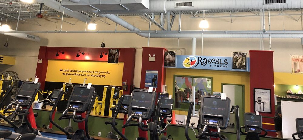 Social Spots from Rascals Fitness