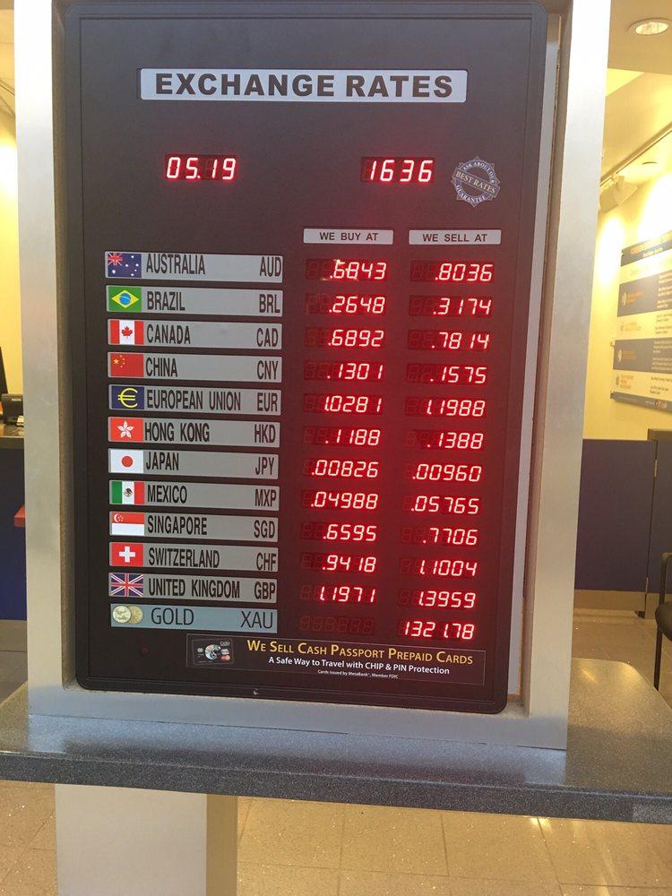 Currency Exchange International - Currency Exchange - 200 E Via ...