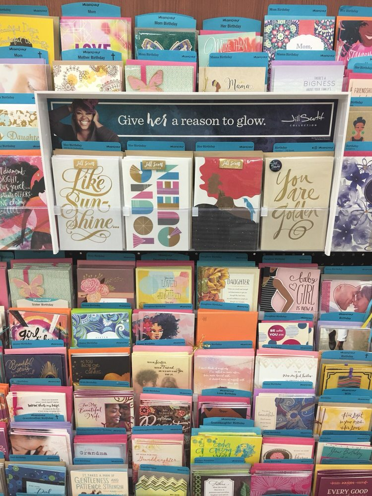 Jill Scotts Line Of Greeting Cards Yelp