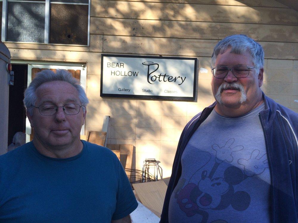 Bear Hollow Pottery: 111 Bear Hollow Rd, Pineville, MO