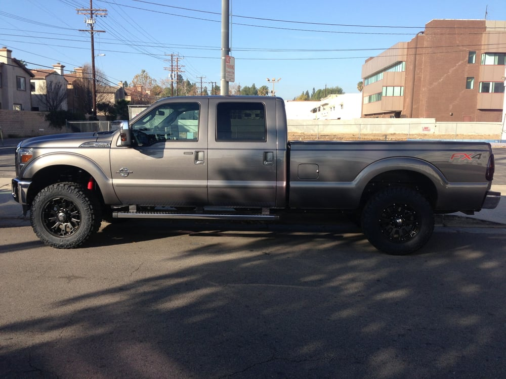 My New Ford F350 Gas Hooked It Up Yelp
