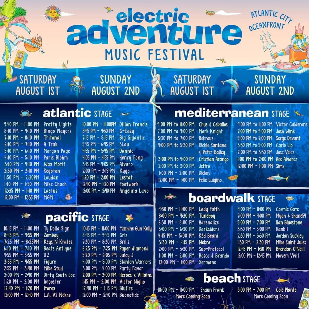 Electric Adventure Music Festival