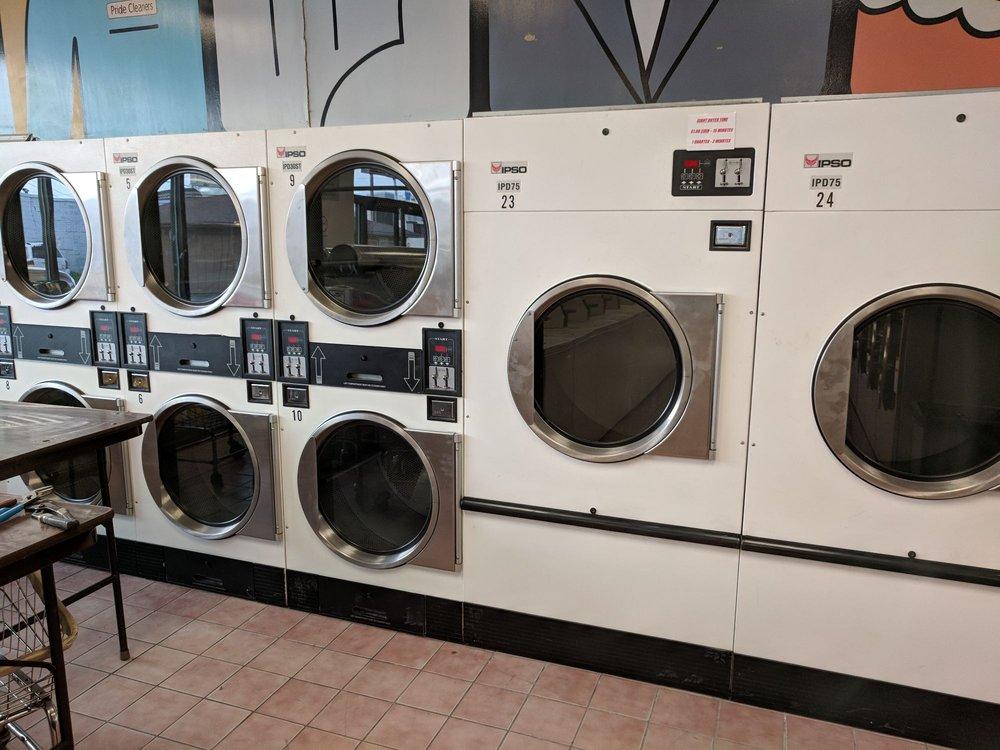 Pride Cleaners & Launderers - E Eldorado St: 1804 E Eldorado St, Decatur, IL