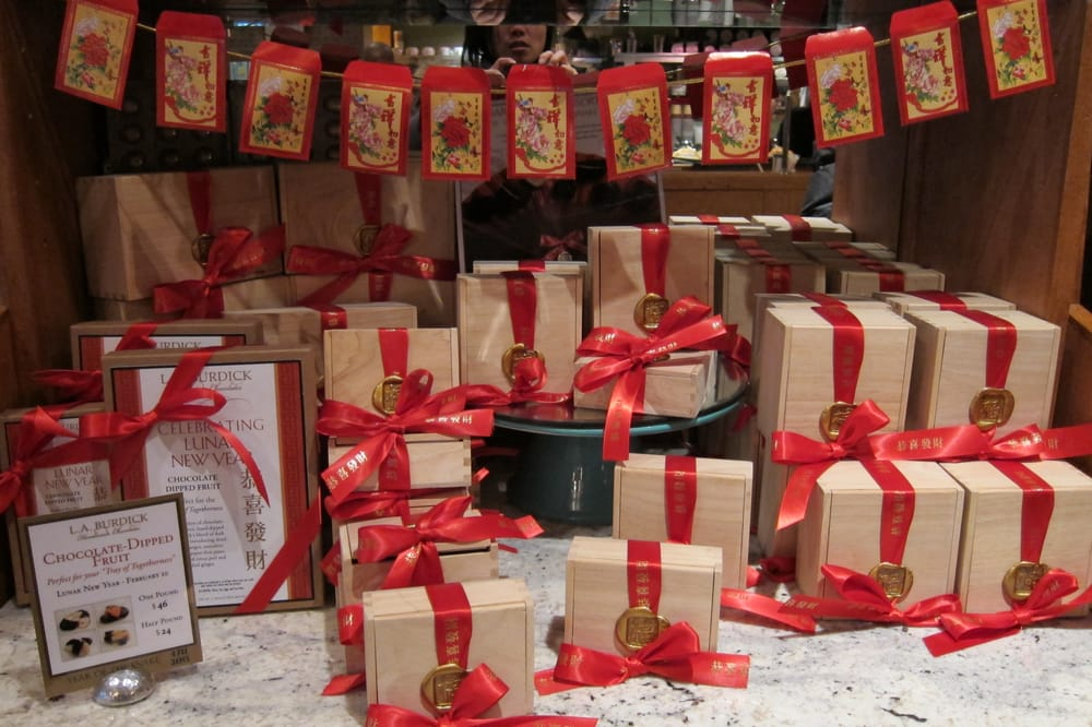 Lunar New Year wood assortments - great gift ideas for ...