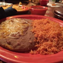 Photo Of Dos Machos Restaurant Billings Mt United States Rice And Beans
