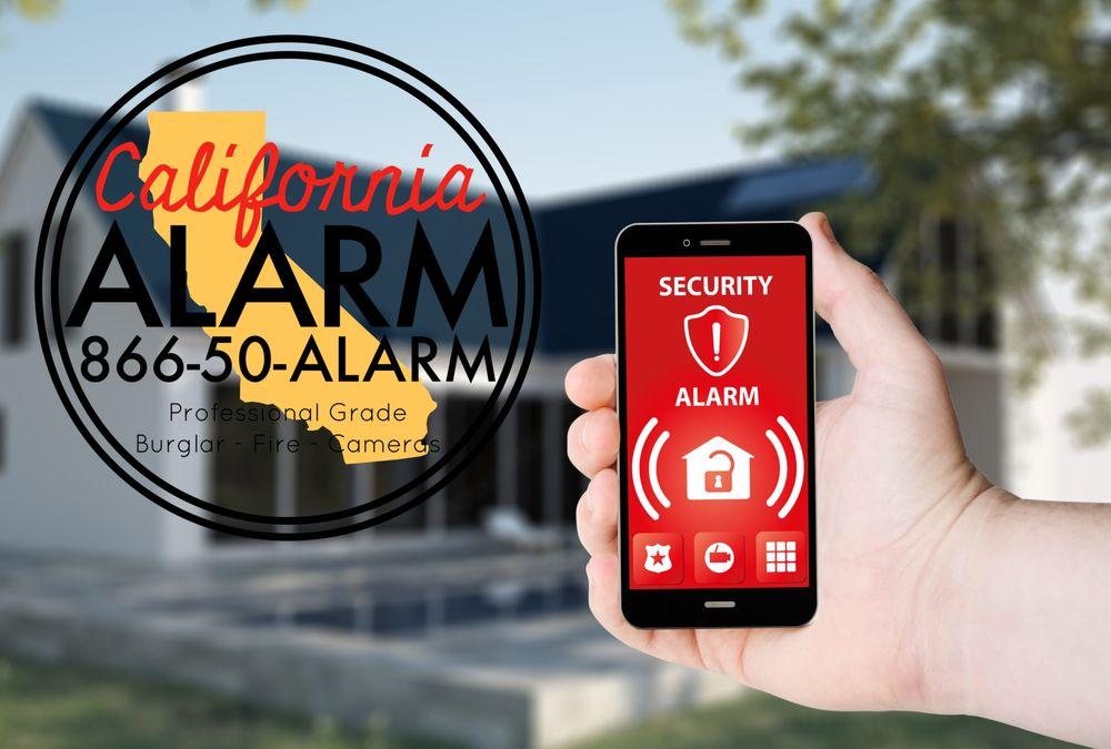 California Alarm: Fresno, CA