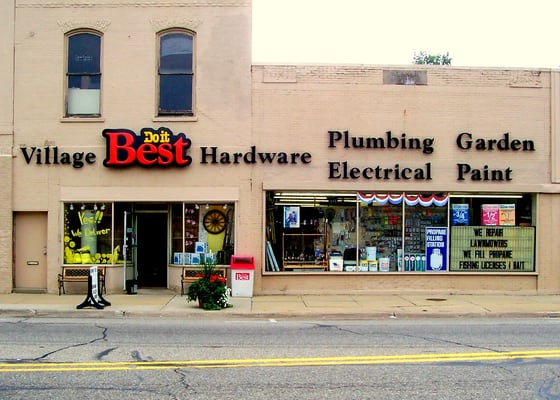 Village do it best hardware hardware stores 106 w ferry st photo for village do it best hardware solutioingenieria Image collections
