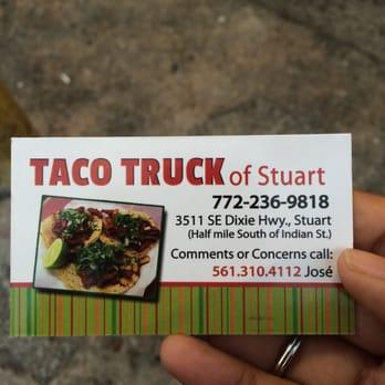 Taco Restaurant In Stuart Fl