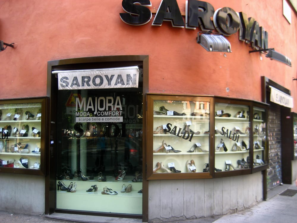 Calzature Saroyan